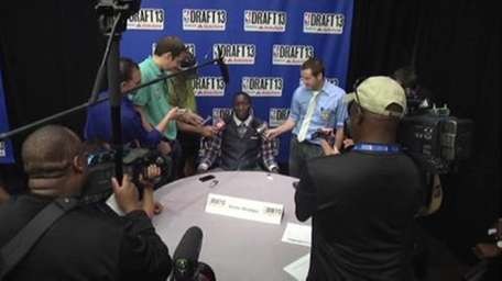 The top prospects for the 2013 NBA Draft