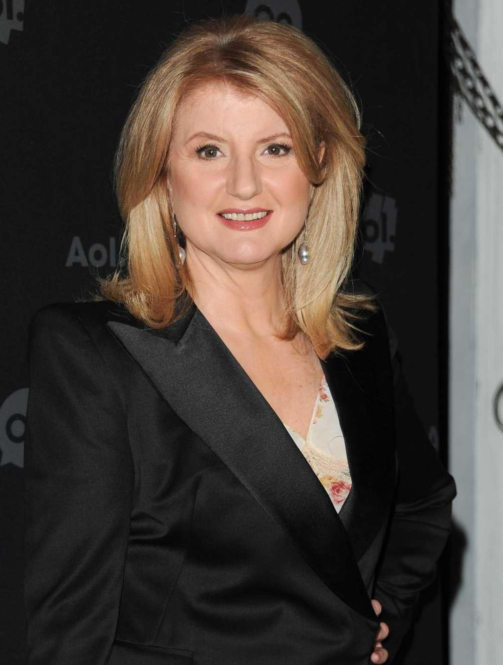 Arianna Huffington was born in Athens. She became