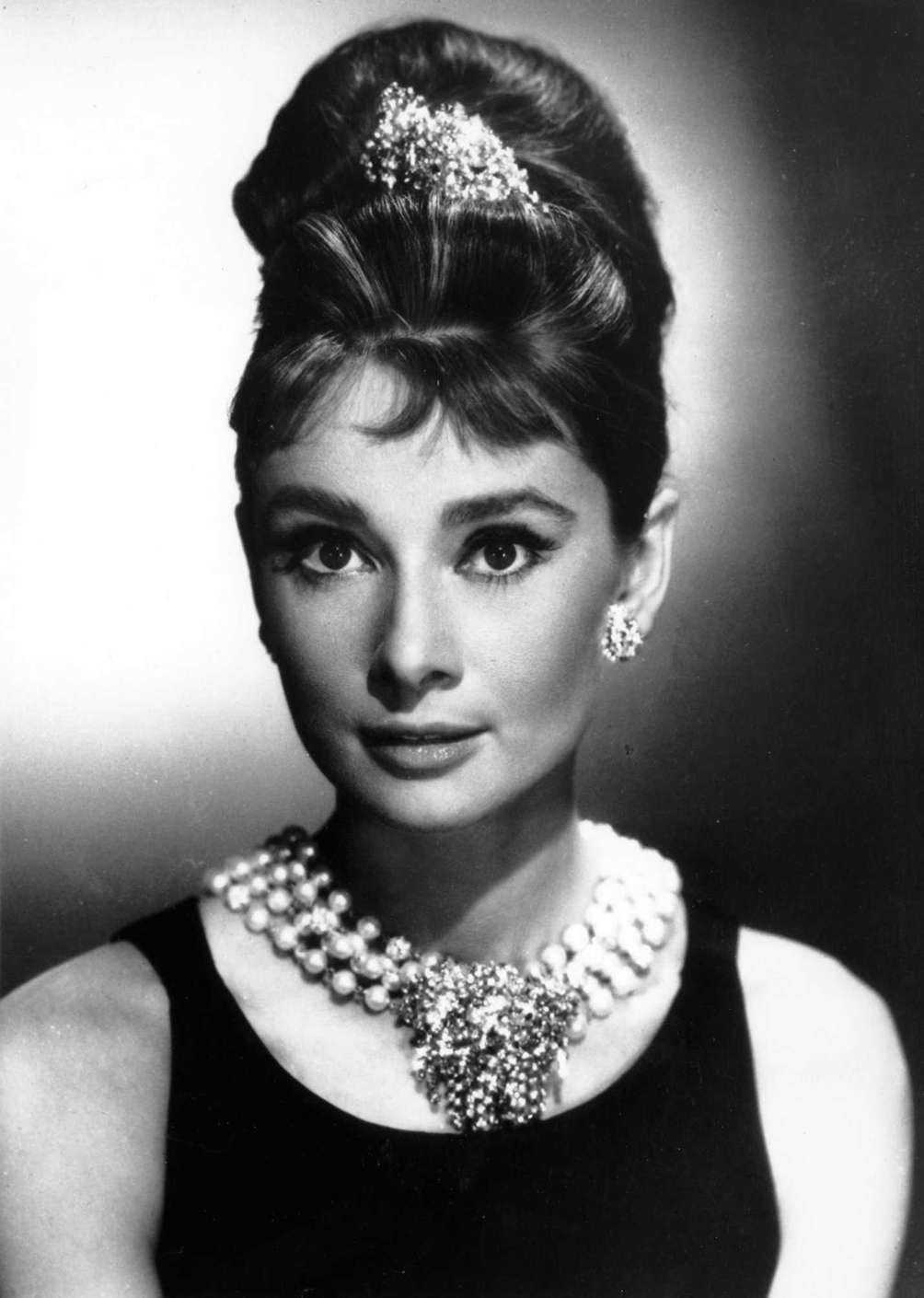 Audrey Hepburn was born in Brussels to a