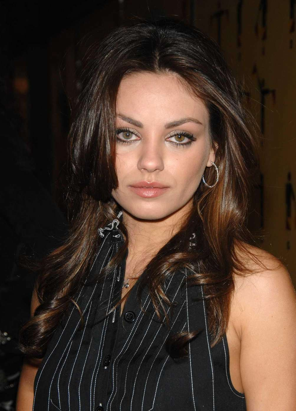 Mila Kunis moved from Ukraine to Los Angeles