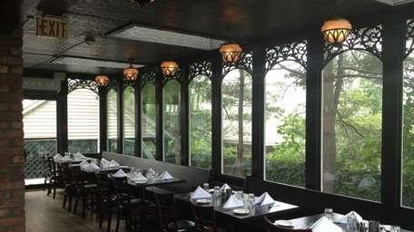 Storyville at Finley's serves a New Orleans style