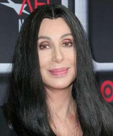 Cher is currently promoting a new album and
