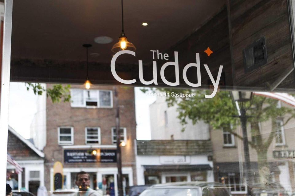 The Cuddy, an American gastropub on Main Street