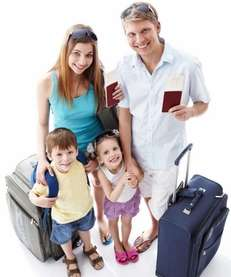 Expert tips for traveling with kids this summer.