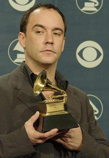 Dave Matthews was born in South Africa, moving