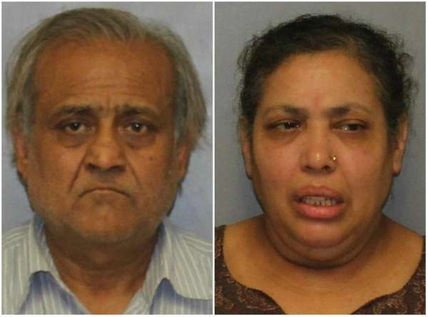 Left: Ravinder Parkash, 59, owner of Shivani Enterprises