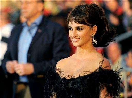 Penélope Cruz was born in Spain. She first