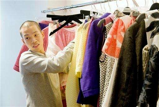 Fashion designer Jason Wu was born in Taiwan.
