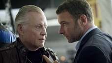 Liev Schreiber, right, is quot;L.A.'s best professional fixerquot;