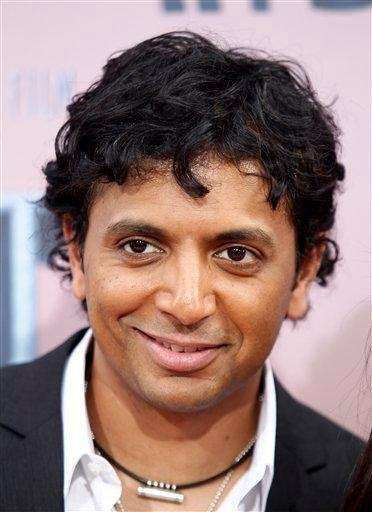 M. Night Shyamalan was born in India. He