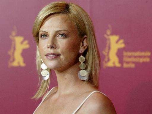 Actress Charlize Theron was born and raised in