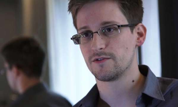 Edward Snowden, who worked as a contractor for