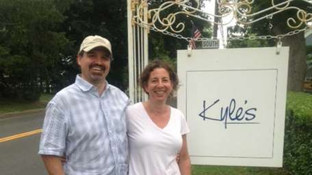 Chefs Allison Katz and Fritz Beckmann have launched