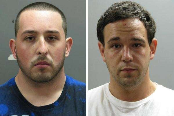 John Barbato, left, has been charged with criminal