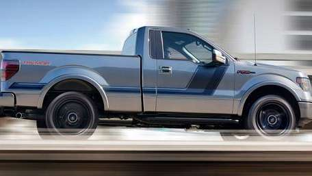 At first glance, the Ford F-150 Tremor appears