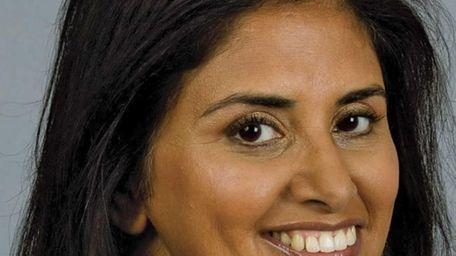 Indira Ganesan, author of