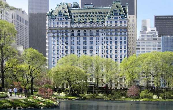 "Manhattan's Plaza Hotel hosts themed ""Eloise"" events through"