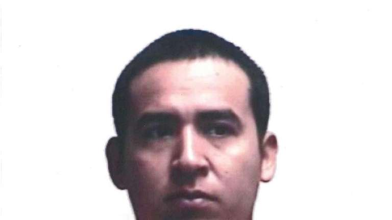 This mug shot shows Jose Gustavo Orellana Torres,