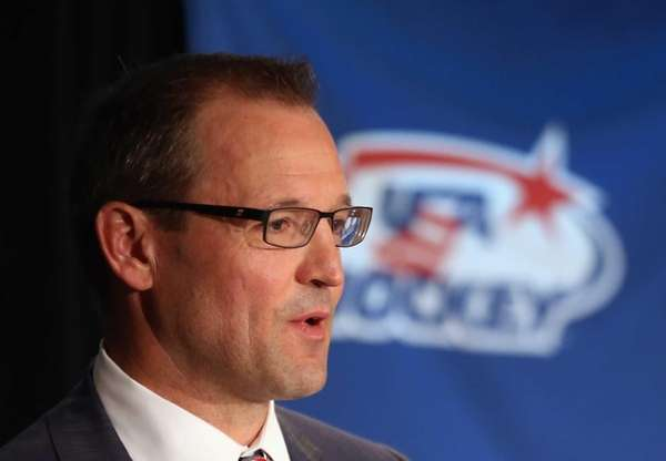 Dan Bylsma is named the head coach of