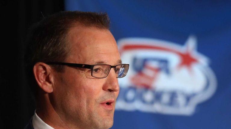 Dan Bylsma is named the head coach of