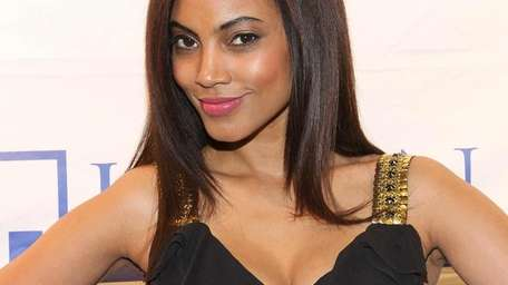 Supermodel Ariel Meredith will host a fundraiser for