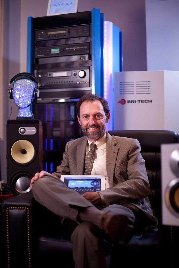 Brian McAuliff, president and founder of Bri-Tech, Inc,