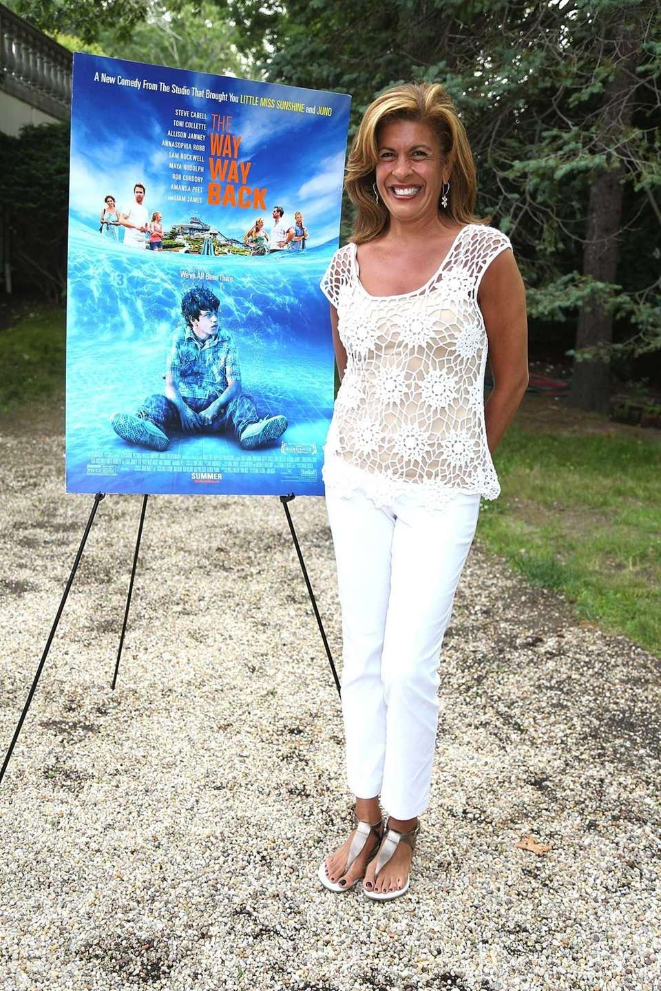 Hoda Kotb attends the after-party for a special