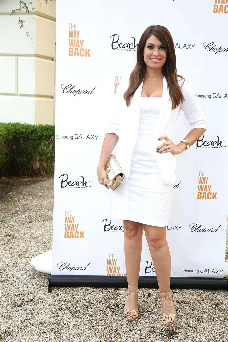 Kimberly Guilfoyle attends the after-party for a special