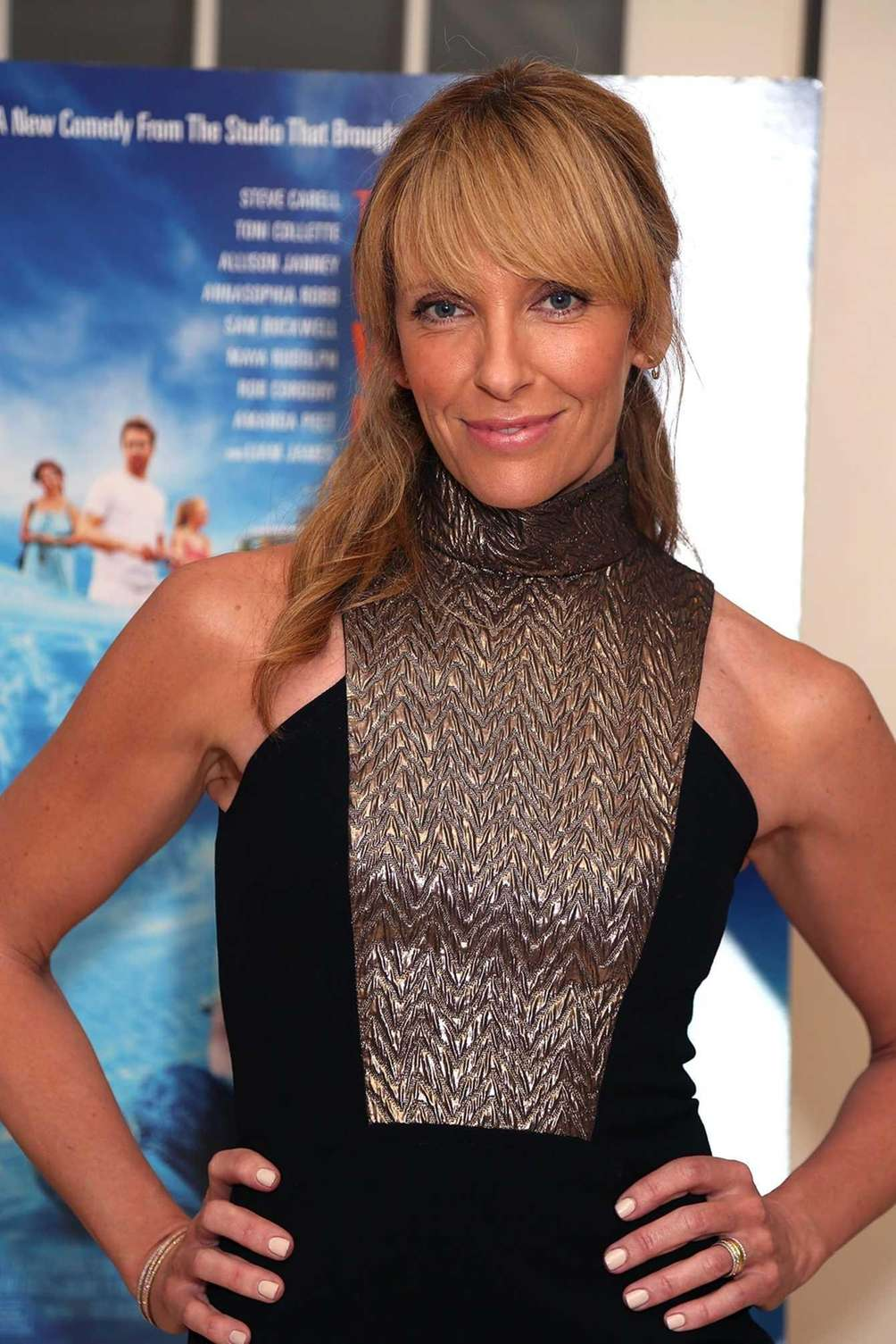 Toni Collette attends the after-party for a special