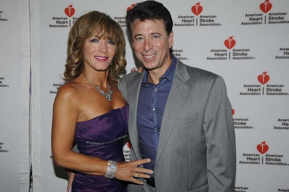 Debbie and Mitchell Saunders attend the 17th Annual