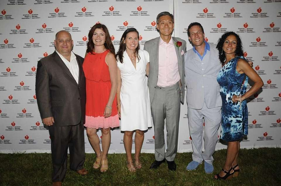 Guests attend the 17th Annual Heart of the