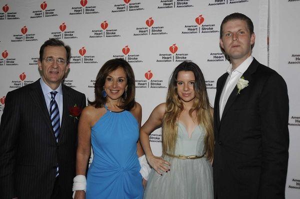 Dr. James Taylor, Rosanna Scotto, Carolyn Lobe and