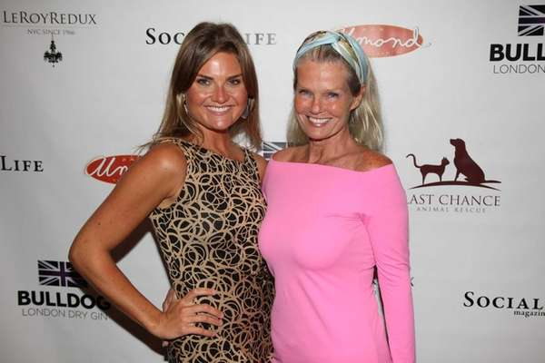 Lizzy Bickford and Betsy Berry attend the fifth