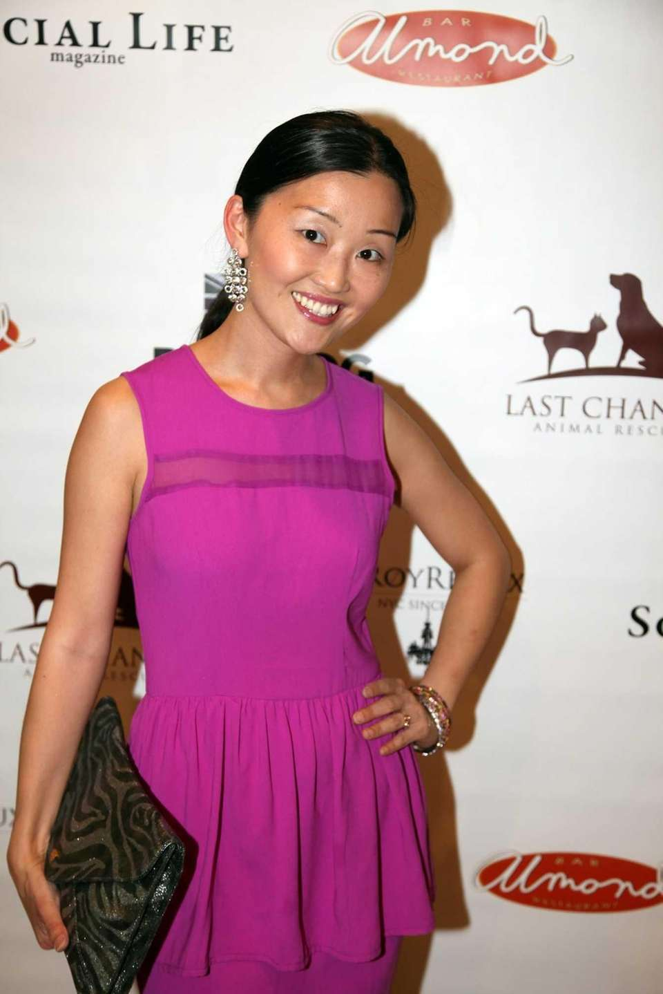 Theresa Wong attends the fifth annual Martinis 4