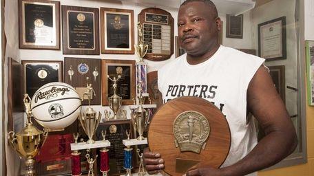 Retired Greenport High School teacher and varsity boys