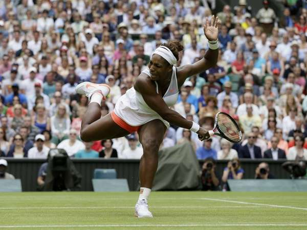 Serena Williams loses to Sabine Lisicki in Wimbledon 4th round