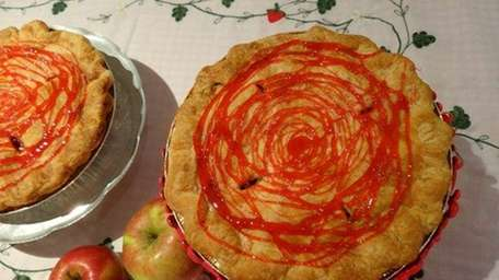 Butter and Scotch's take on apple pie takes