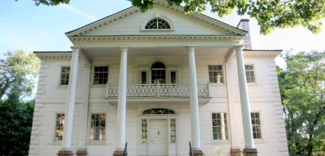 Morris-Jumel Mansion served as George Washington?s headquarters during