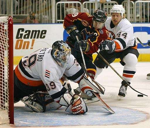 Oct. 11, 2003: Records his first career shutout,
