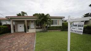 A home for sale in Surfside, Fla. Greater
