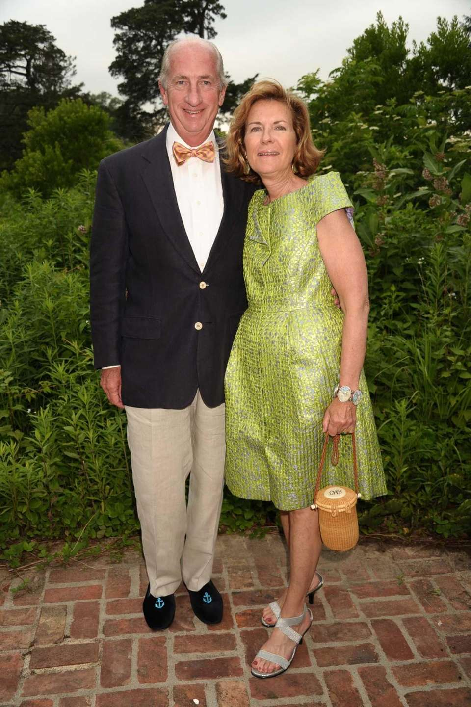 Jeff Hughes and Karen Hughes attend The Nature