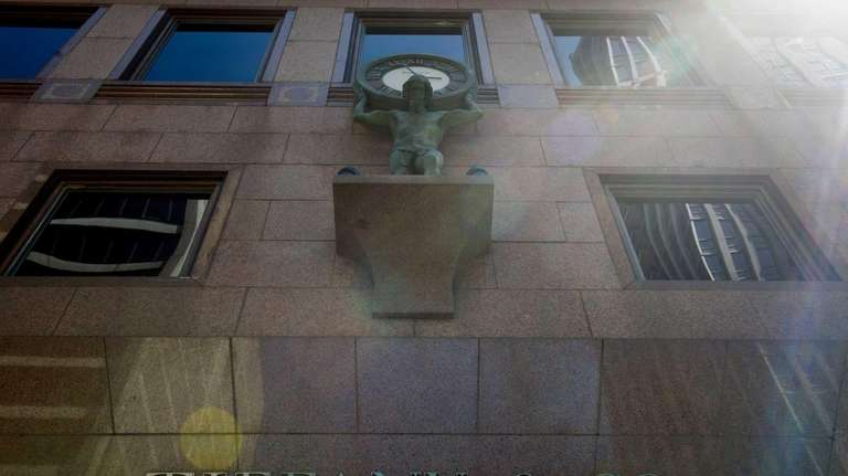 Tiffany & Co. signage outside a store in