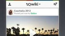 Yahoo said it is buying Qwiki, a mobile