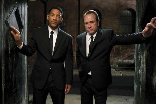 quot;Men in Black 3,quot; starring Will Smith and