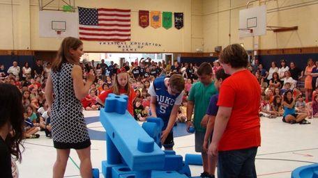 The Fulton Avenue School in Oceanside received a