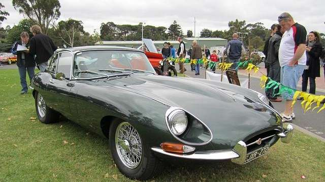 "The 1967 Jaguar XK-E Series was called ""the"