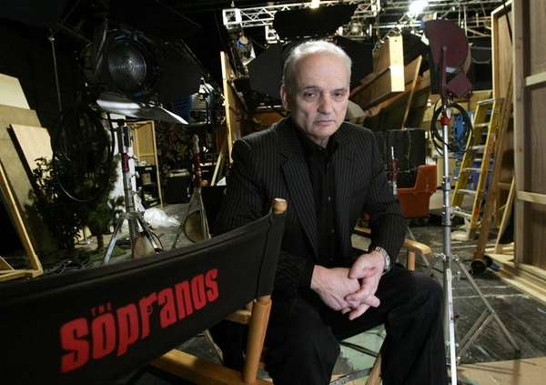 "David Chase, creator and producer of ""The Sopranos,"""