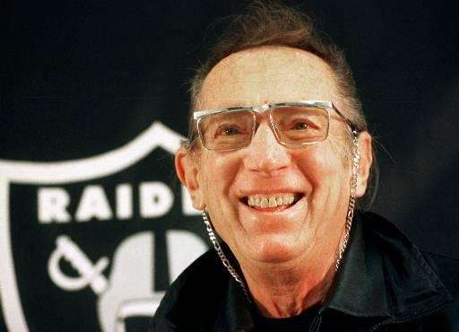 AL DAVIS 1929-2011 Longtime owner and general manager