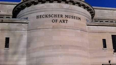The Heckscher Museum of Art is located in