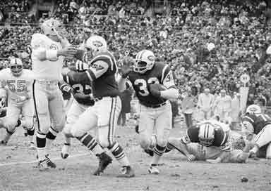Former Jets running back